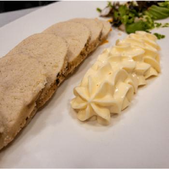HUEVAS con mayonesa